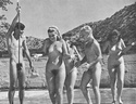 Nudists Camp Crowd 112