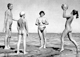 Vintage naturist photos