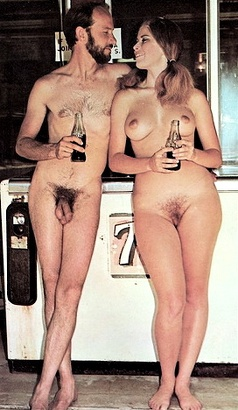 Classic nudist galleries
