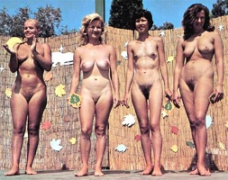 Mature nudists contests